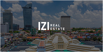 IZI real estateのオフィシャルサイトへのリンク