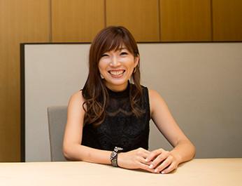 代表取締役 奥谷奈津子のプロフィール画像
