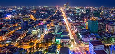 MAGNET JAPAN CO.,LTDのカンボジア事務所