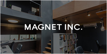 MAGNET INC.のオフィシャルサイトへのリンク
